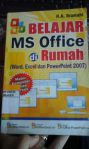 BELAJAR  MS OFFICE DI RUMAH