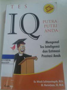 Tes IQ  Putra Putri Anda