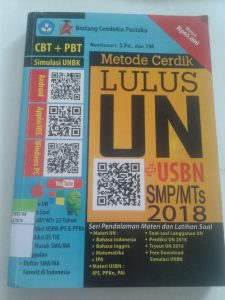 Metode Cerdik Lulus UN SMP/MTs 2018
