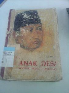Anak Desa Biografi Presiden Soeharto