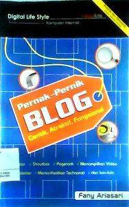 Pernak- Pernik BLOG Cantik, Atraktif, Fungsional