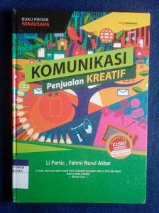 Buku Pintar Wirausaha : KOMUNIKASI Penjualan Kreatif