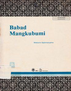 Babad Mangkubumi