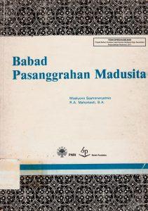Babad Pasanggrahan Madusita