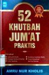 52 Khutbah Jum'at Praktis